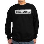 Compton Herald American Sweatshirt (dark)