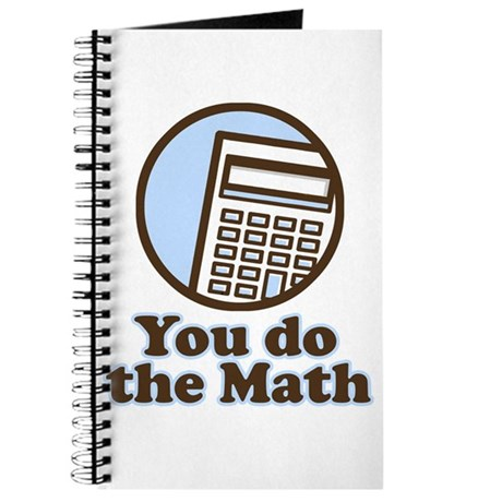 You do the math Journal