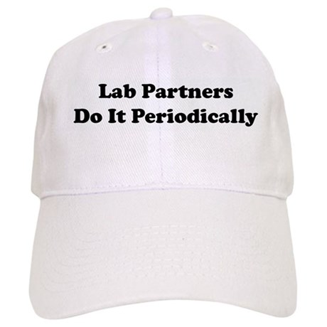 Lab Partners Do It Cap