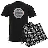 Science Men's Pajamas Dark