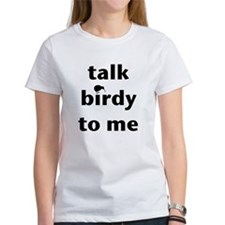 Unique Bird nerd Tee