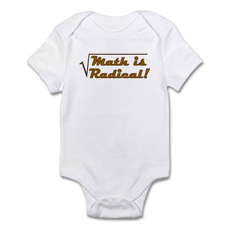 Math is Radical! Infant Creeper
