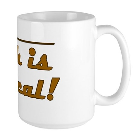 Math is Radical! Large Mug