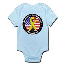 Memorial Day Infant Bodysuit
