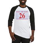 Flag26 Baseball Jersey