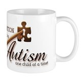 E.I. Unlocks Autism Coffee Mug