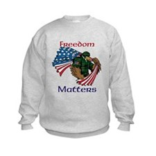 Powerful Eagle Sweatshirt
