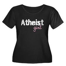 Atheist Girl T