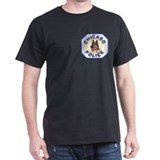 Chicago PD K9 Black T-Shirt
