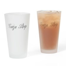 Gaza Strip Drinking Glass