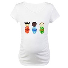 Multiethnic Babies Shirt