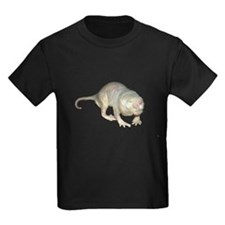 Naked Mole Rat Black T-Shirt