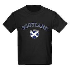 footballscotlandwhite T-Shirt