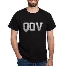 QOV, Vintage, T-Shirt