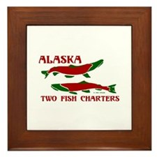 Akcharters adult Framed Tile