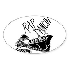 Rap Dancing Decal