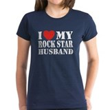 Rock Star Husband Tee
