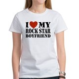 Rock Star Boyfriend Tee