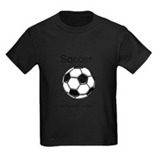 Cute Girls soccer T