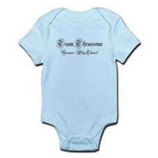 Team Threesome Infant Bodysuit
