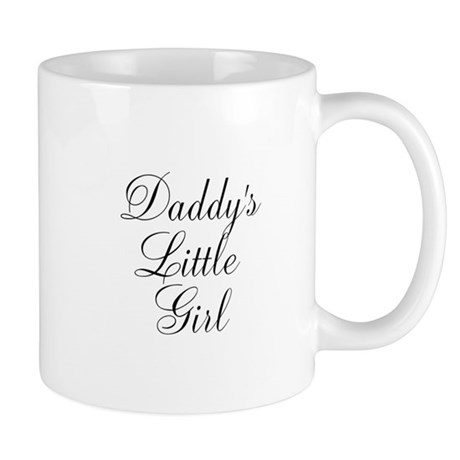 Daddys Little Girl Mug