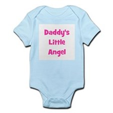 Daddy's Little Angel Infant Creeper
