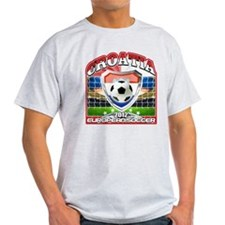 Croatia European Soccer 2012 T-Shirt