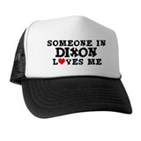 Dixon: Loves Me Trucker Hat