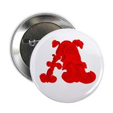 "Scarlet Letter 2.25"" Button (100 pack)"