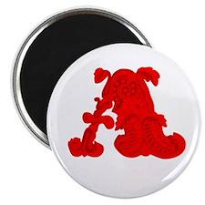 Scarlet Letter Magnet