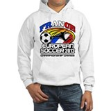 France European Football 2012 Hoodie