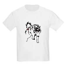 Alaskan Malamute Weight Pull T-Shirt