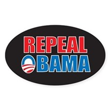 Repeal Obama (Oval 10 pk)