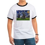 StarryNight-Scotty#1 Ringer T