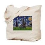 StarryNight-Scotty#1 Tote Bag