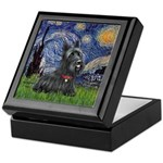 StarryNight-Scotty#1 Keepsake Box