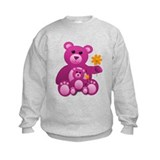 Pink Teddy Bears Sweatshirt
