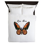 Butterfly Queen Duvet