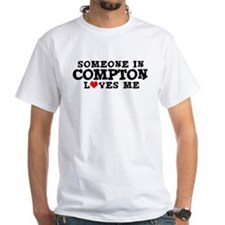 Compton: Loves Me Shirt