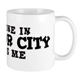 Amador City: Loves Me Mug