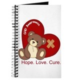 Hope. Love. Cure. for CHD Awareness Journal