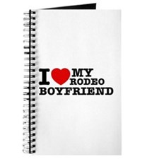 I love My Rodeo Boyfriend Journal