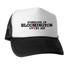 Bloomington: Loves Me Trucker Hat