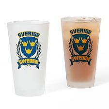 Swedish Drinking Glass