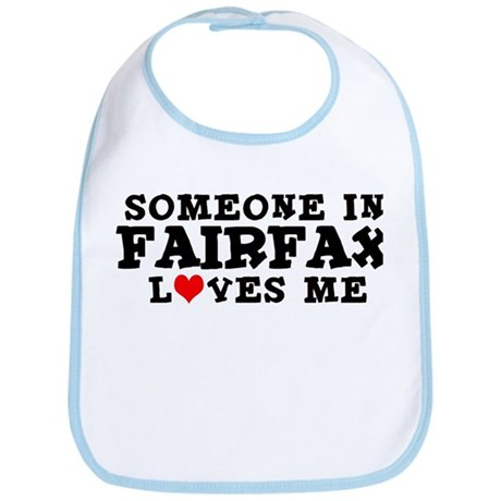 Fairfax: Loves Me Bib
