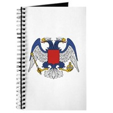 Eagle Byzantine Inverted Journal