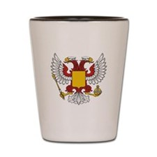 Eagle Byzantine Shot Glass