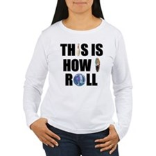 How I Roll Bowling T-Shirt