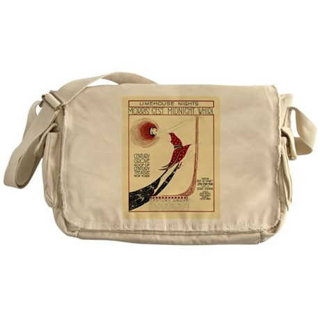 New York Vintage Messenger Bag