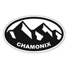 Chamonix Stickers